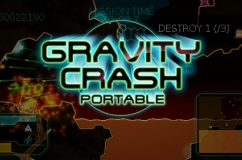 Gravity Crash Portable