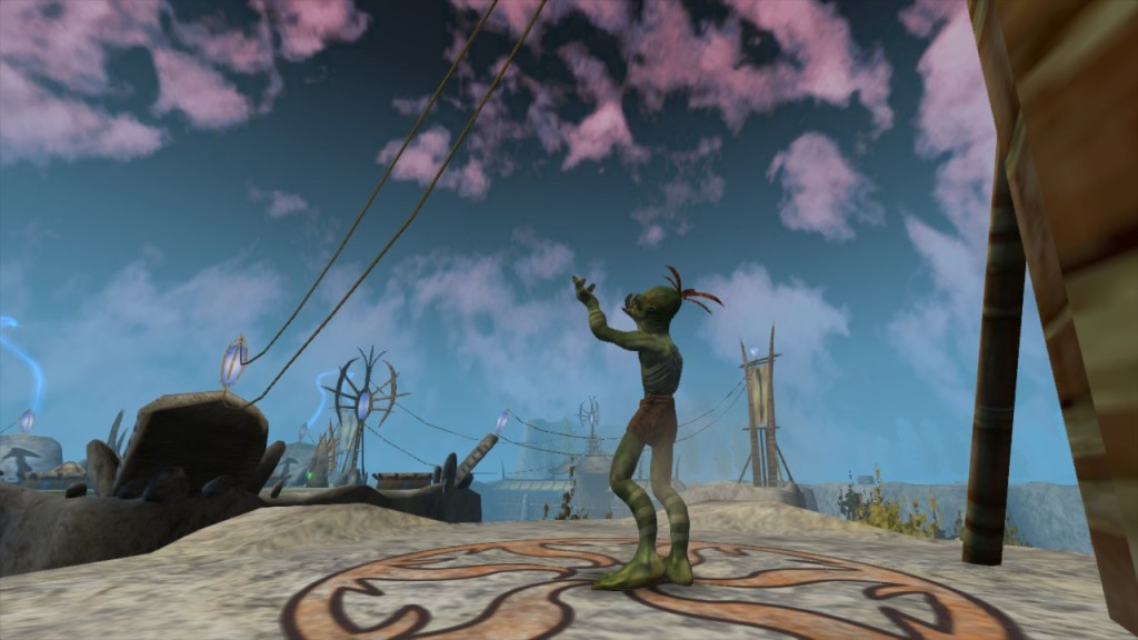 Oddworld: Munch's Oddysee HD – VITA Released!