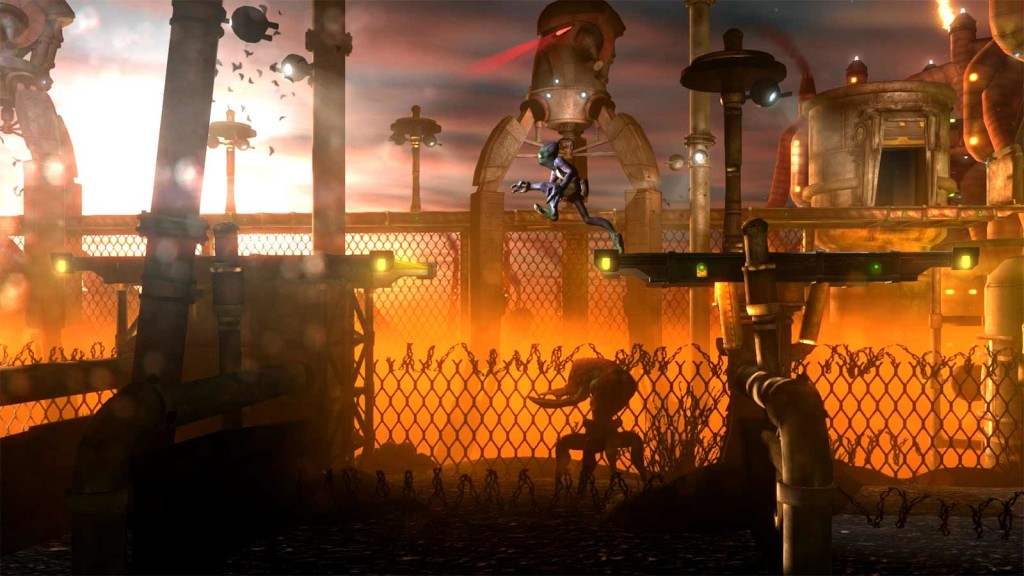 Oddworld: New 'n' Tasty – PS4 Released!