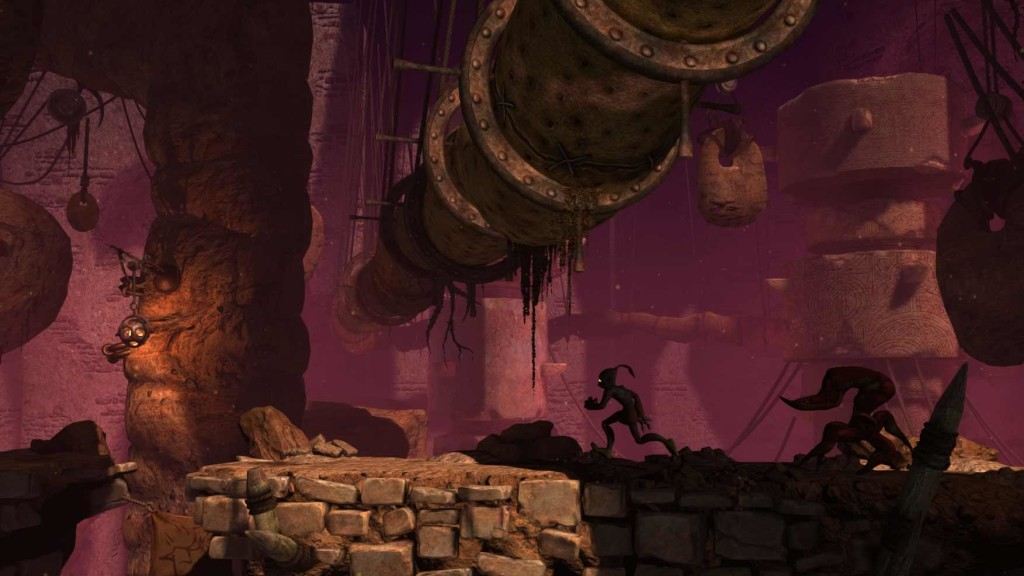 Oddworld: New 'n' Tasty – PC/Mac & Linux Released!