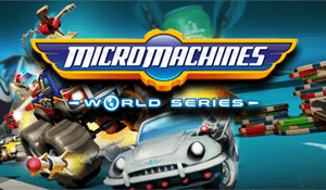 Micro Machines is Alive! as is this trailer!