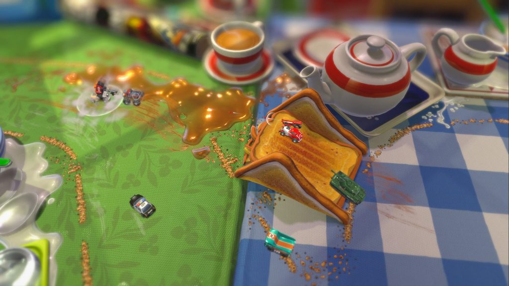 Micro Machines World Series – Released!
