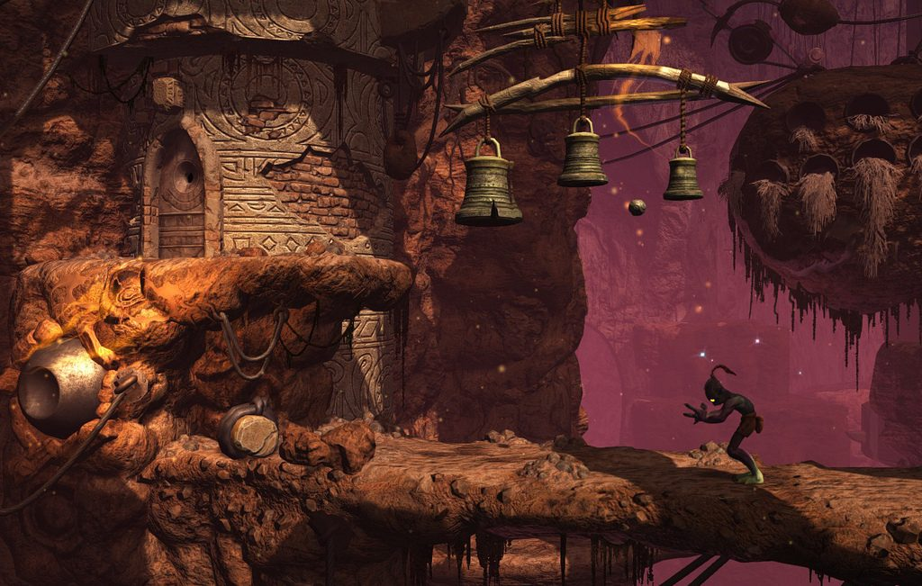 Oddworld: New 'n' Tasty – PS3 Released!